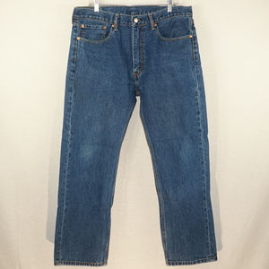 Levi's 505 men's 36X30 hardly worn EUC